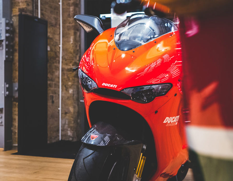 Ducati Desmosedici RR V4