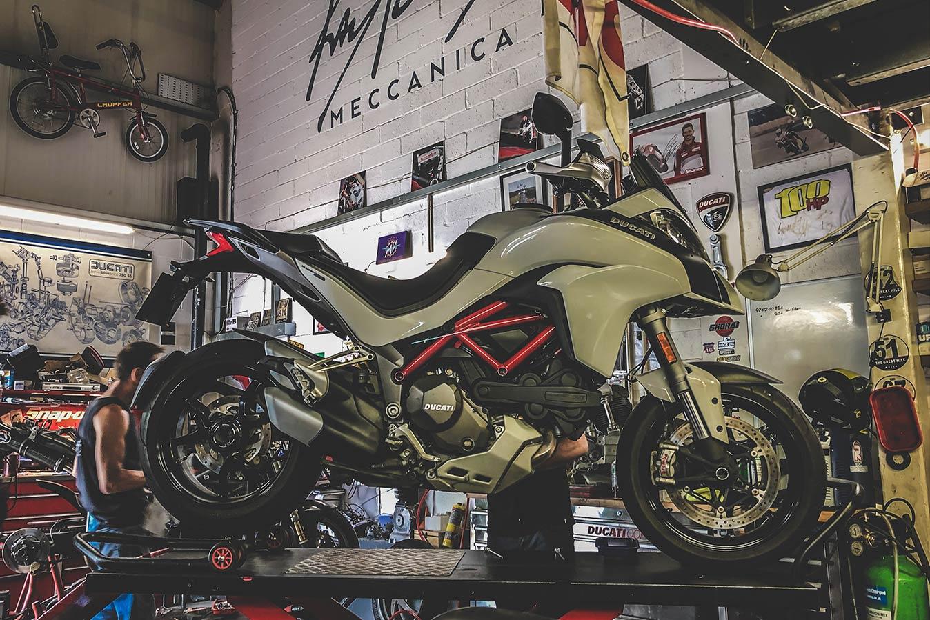 Ducati Maintenance