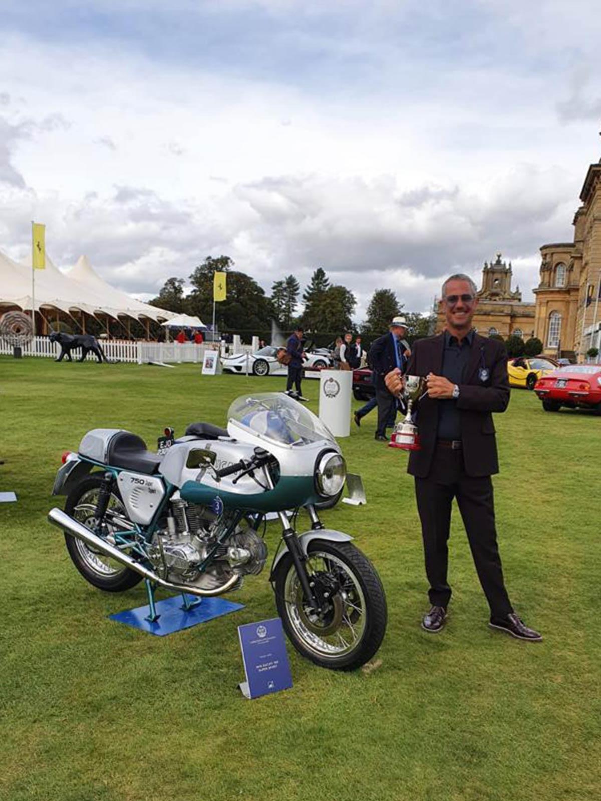 Ducati expert London