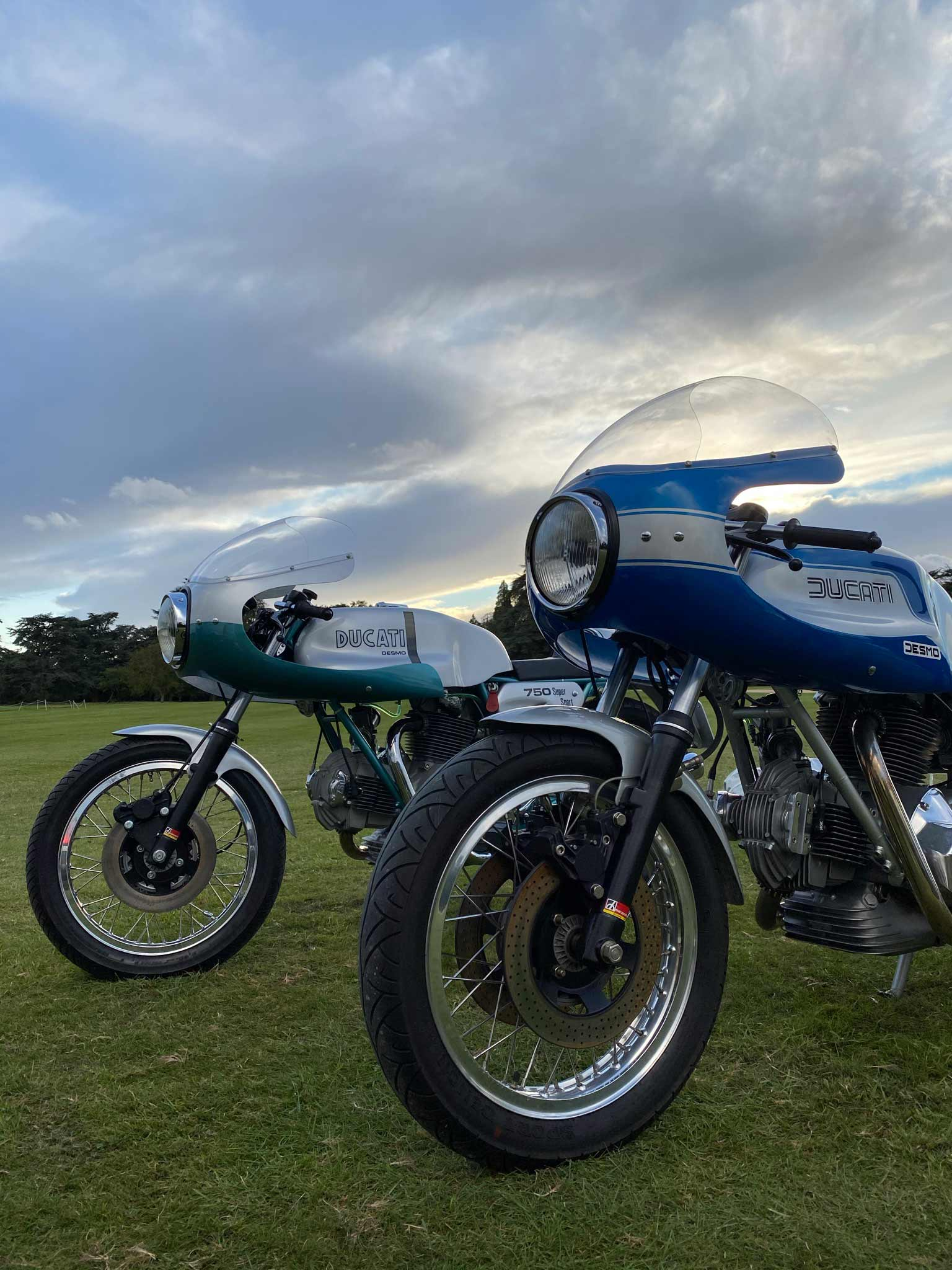 Ducati motorcycle Service London