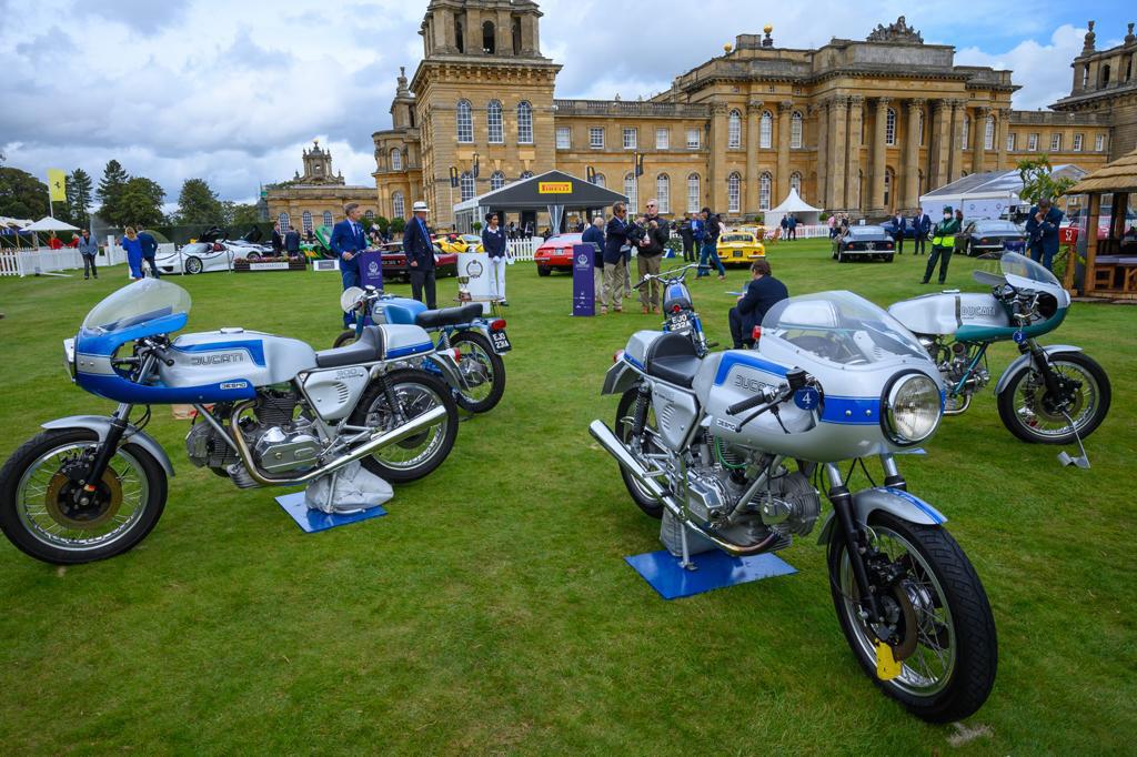 Ducati recommission London