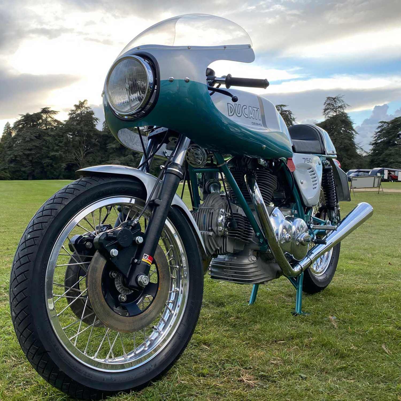 Ducati motorcycle mechanic repair London